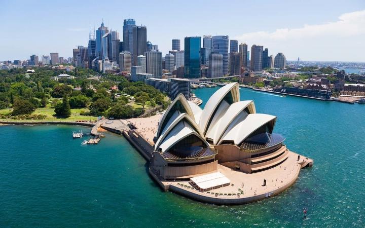 Australia: un assaggio di rara bellezza