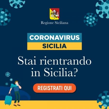 Sicilia si cura App per monitorare il contagio