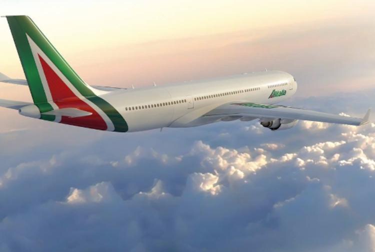 ALITALIA: nuovi voli da Palermo per Roma