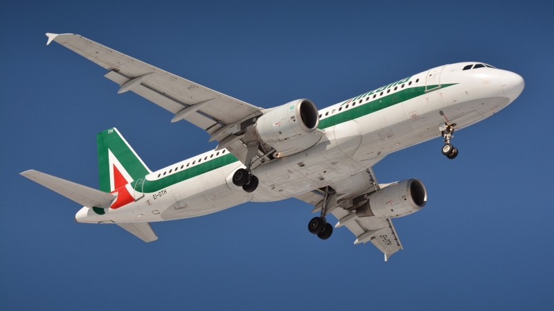 ALITALIA: Volare in sicurezza