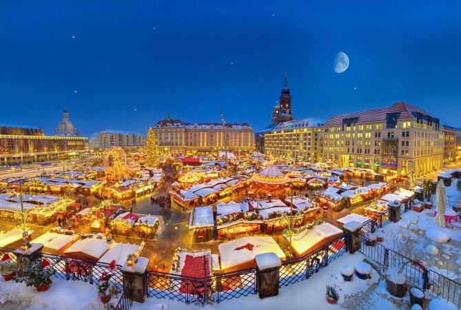 Magie del Natale in Trentino Europa