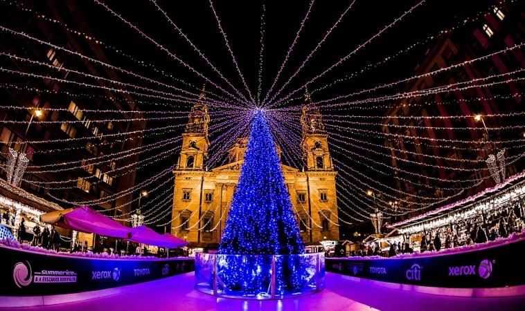 Incanto Natalizio a Budapest Europa