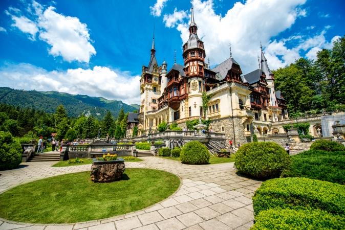Transilvania, terra di miti e leggende Europa