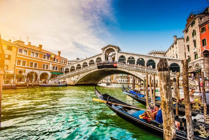 Assaggi di Venezia Italia