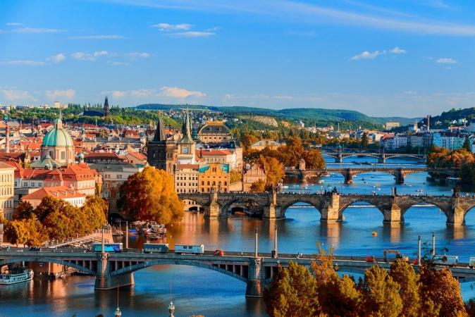 Magia di Praga Europa