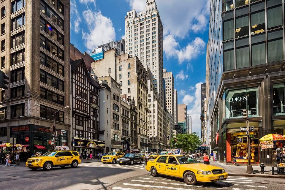 Per mano a New York
