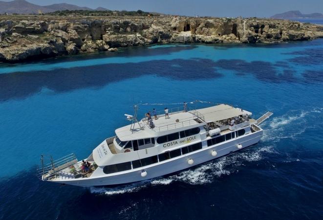 Minicrociera Isole Egadi Sicilia