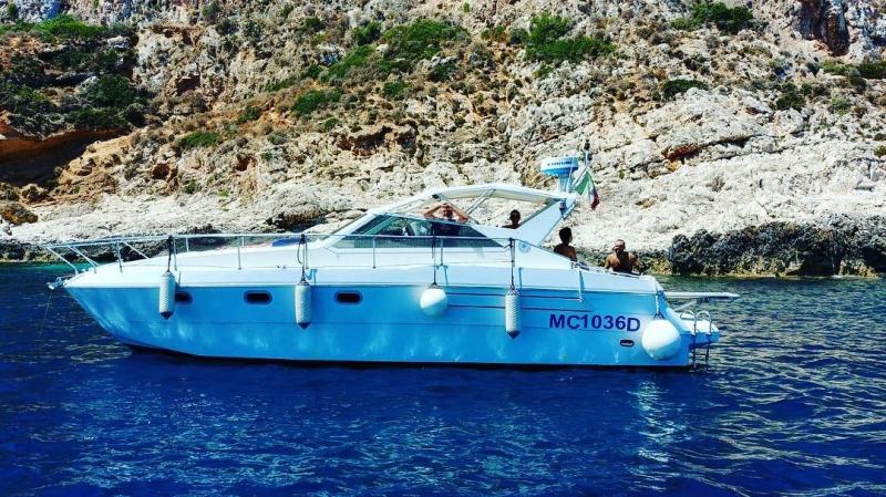 Favignana e Levanzo in Barca Sicilia