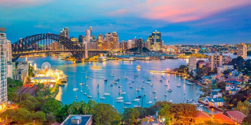 Australian Panorama Australia